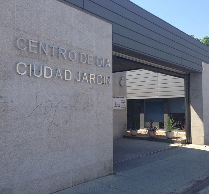 CENTRO TERAPÉUTICO DE DÍA CIUDAD JARDÍN