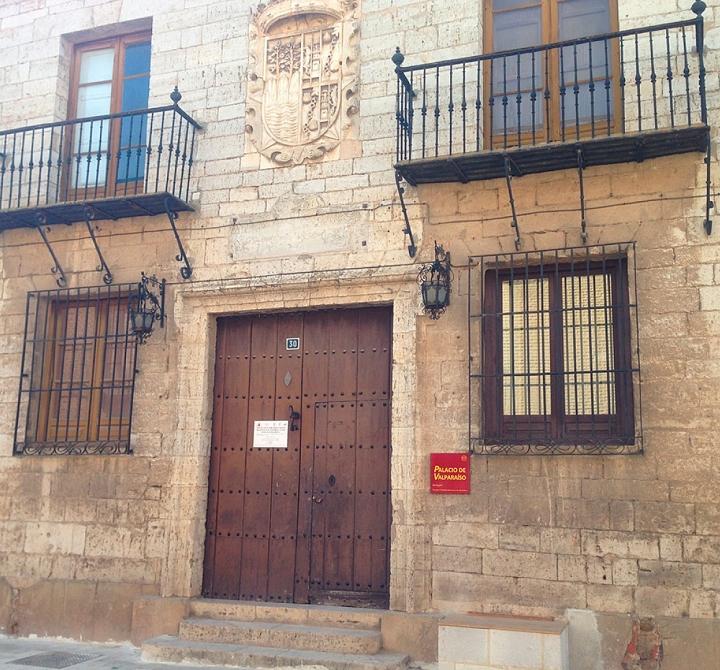 """COMPLEJO MULTISERVICIO """"PALACIO DE VALPARAÍSO"""""""